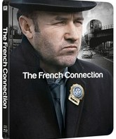 Французский связной (Remastered Steelbook) [Blu-ray] / The French Connection (Steelbook)