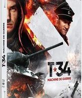 Т-34 (Steelbook) [Blu-ray] / T-34, Machine de Guerre (Futurepak)