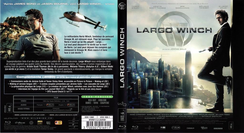 «Ларго Винч 3 Дата Выхода Фильма» — 2012