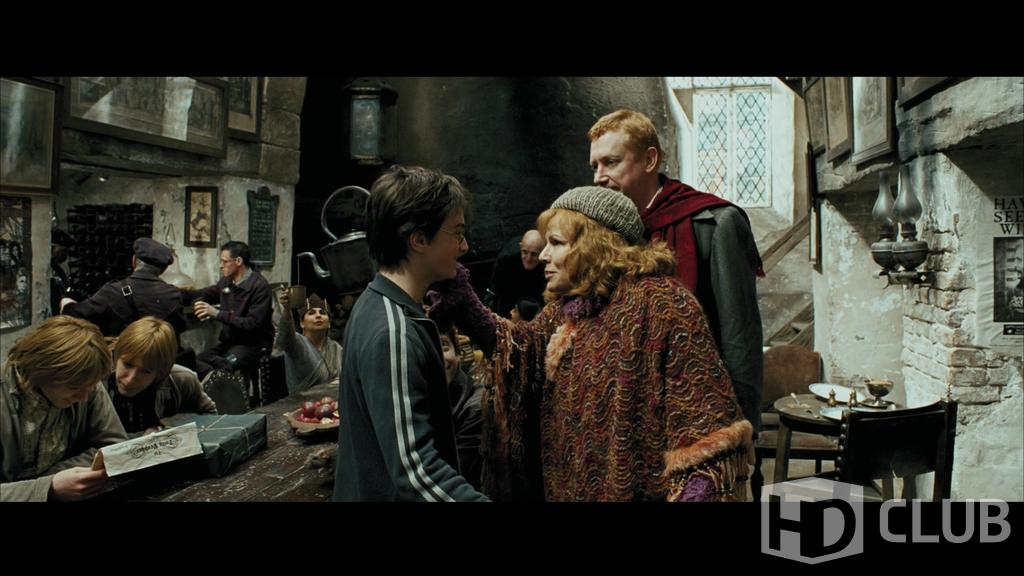 Гарри Поттер и узник Азкабана [Blu-ray]: скачать скриншоты ...