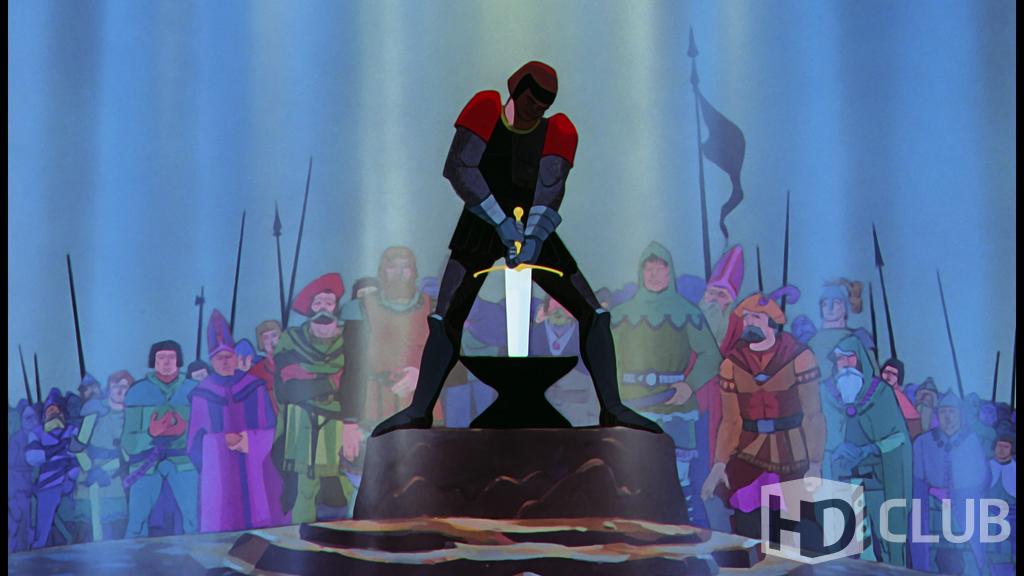 меч в камне картинки