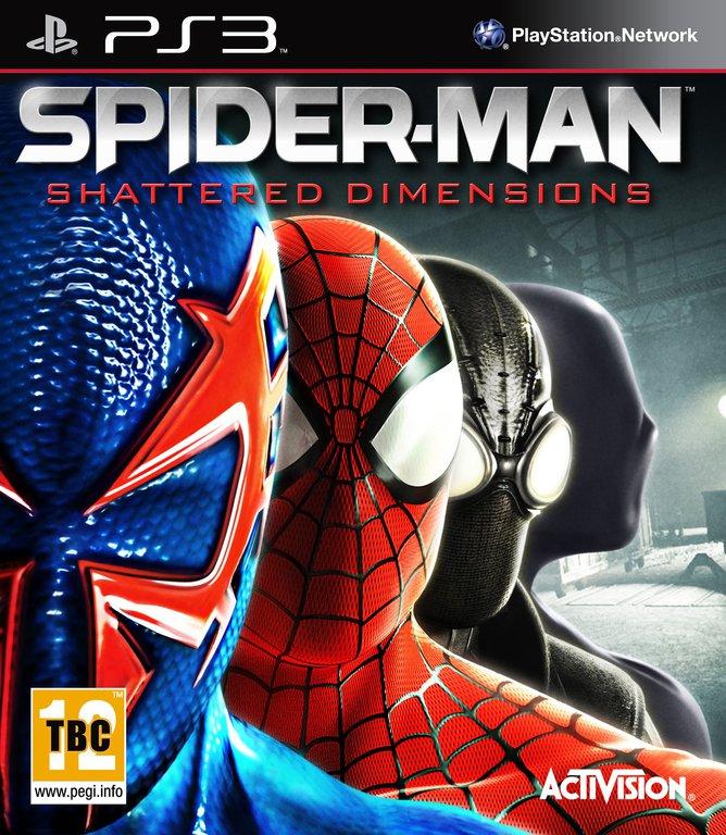 Человек паук разрушенные измерения