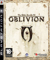 PS3 Древние Свитки IV: Обливион / The Elder Scrolls IV: Oblivion