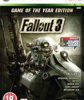 Xbox 360 Фаллаут 3 (GoTY Edition) / Fallout 3: Game of the Year Edition