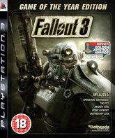 PS3 Фаллаут 3 (GoTY Edition) / Fallout 3: Game of the Year Edition