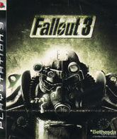 PS3 Фаллаут 3 (Русская версия) / Fallout 3