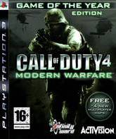 PS3 Зов Чести 4 (GoTY Edition) / Call of Duty 4: Modern Warfare - Game of the Year Edition