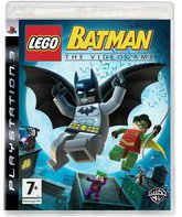 PS3 ЛЕГО Бэтмен / LEGO Batman: The Videogame