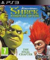 PS3 Шрэк навсегда / Shrek Forever After: The Game