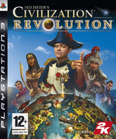 Цивилизация Сида Мейера: Революция / Sid Meier's Civilization: Revolution (PS3)