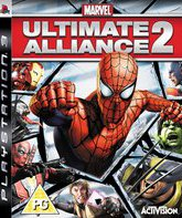 PS3 Союз супергероев 2 / Marvel Ultimate Alliance 2
