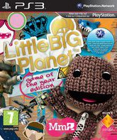 PS3 Маленький Большой Мир (GoTY Edition) / LittleBigPlanet: Game of the Year Edition