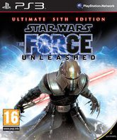 Звездные войны: Сила необузданная (Ultimate Sith Edition) / Star Wars: The Force Unleashed - Ultimate Sith Edition (PS3)