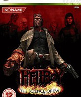 Xbox 360 Хеллбой: Наука зла / Hellboy: The Science of Evil