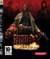 PS3 Хеллбой: Наука зла / Hellboy: The Science of Evil