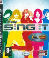 PS3 Sing It! / Disney Sing It!