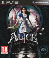 PS3 Алиса: Madness Returns / Alice: Madness Returns