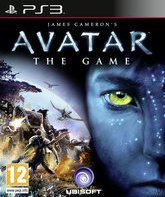 PS3 Аватар / James Cameron's Avatar: The Game