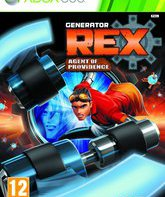 Xbox 360 Генератор Рекс: Agent of Providence / Generator Rex: Agent of Providence