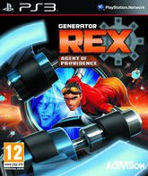 PS3 Генератор Рекс: Agent of Providence / Generator Rex: Agent of Providence