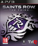 PS3 Банда Святых 3 / Saints Row: The Third