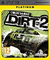 PS3 Колин МакРей: DiRT 2 (Платиновое издание) / Colin McRae: DiRT 2. Platinum