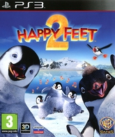PS3 Делай ноги 2 / Happy Feet Two: The Videogame