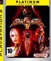 SoulCalibur 4 (Платиновое издание) / SoulCalibur IV. Platinum (PS3)