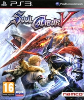SoulCalibur 5 / SoulCalibur V (PS3)
