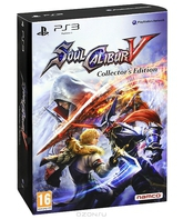 SoulCalibur 5 (Коллекционное издание) / SoulCalibur V. Collector's Edition (PS3)
