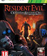 Xbox 360 Обитель зла: Операция Ракун-Сити / Resident Evil: Operation Raccoon City