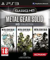 PS3 Метал Гир Солид: Коллекция / Metal Gear Solid HD Collection