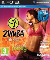 PS3 Зумба Фитнес / Zumba Fitness: Join the Party