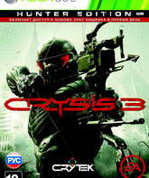 Xbox 360 Кризис 3 (Ограниченное издание) / Crysis 3. Hunter Edition