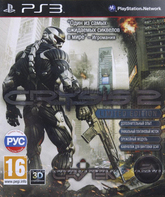 PS3 Кризис 2 (Ограниченное издание) / Crysis 2. Limited Edition