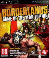 PS3 Пограничье (GoTY Edition) / Borderlands: Game of the Year Edition