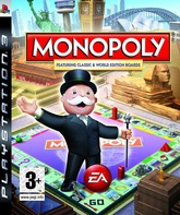 PS3 Монополия / Monopoly