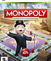 Xbox 360 Монополия / Monopoly