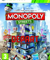 Xbox 360 Монополия: Улицы / Monopoly Streets