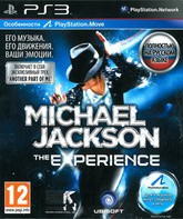 PS3 Майкл Джексон: The Experience / Michael Jackson: The Experience