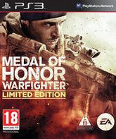 PS3 Медаль за отвагу: Warfighter (Ограниченное издание) / Medal of Honor: Warfighter. Limited Edition