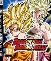 PS3 Драконий жемчуг: Raging Blast / Dragon Ball: Raging Blast