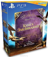 PS3 Книга заклинаний Wonderbook / Wonderbook: Book of Spells