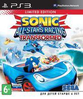 Соник и All-Star Racing Transformed (Ограниченное издание) / Sonic & All-Star Racing Transformed. Limited Edition (PS3)