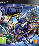 Sly Cooper: Прыжок во времени / Sly Cooper: Thieves in Time (PS3)