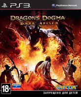 PS3 Догма Драконов: Dark Arisen / Dragon's Dogma: Dark Arisen