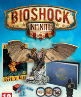 PS3 Биошок Infinite (Коллекционное издание) / BioShock Infinite. Ultimate Songbird Edition