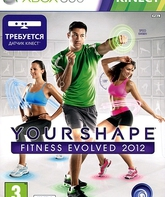 Xbox 360 Your Shape: Fitness Evolved / Your Shape: Fitness Evolved
