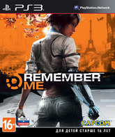 PS3 Помни меня / Remember Me