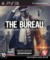 PS3 Бюро: XCOM Declassified / The Bureau: XCOM Declassified